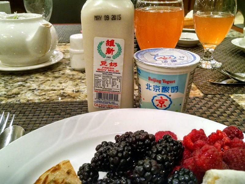 Hilton San Garbriel Breakfast Buffet 02