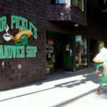 My Week in Points July 29-August 4: Mr. Pickles Sandwich Shop is cash only