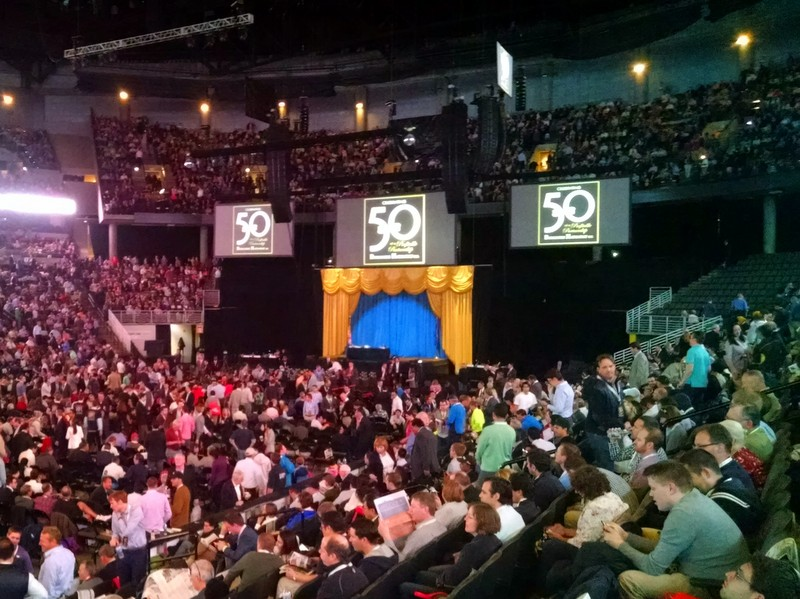 Berkshire Hathaway Annual Meeting 2015