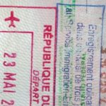 Coolest Passport Stamp, Melting Mummies, Half-Hearted Premium Economy