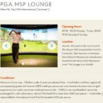Priority Pass Adds PGA MSP Lounge for Swingers