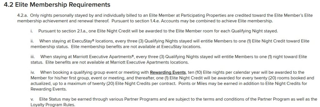 Marriott Rewarding Events 2019