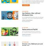 Discover 2020 5% Cash Back Calendar Announced – Activate Q1 Now